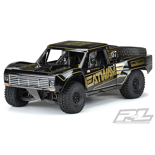 PROLINE PREPAINTED PRECUT 1967 FORD F100 RACE TRUCK FOR UDR