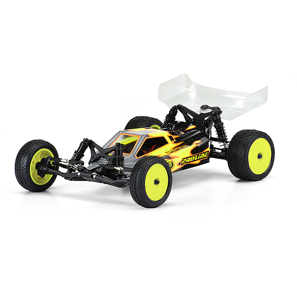 PROLINE AXIS LIGHTWEIGHT BODY CLEAR FOR LOSI MINI-B