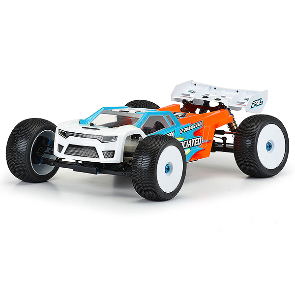 PROLINE 'AXIS T' CLEAR BODY FOR ASSOCIATED RC8T3.2/e