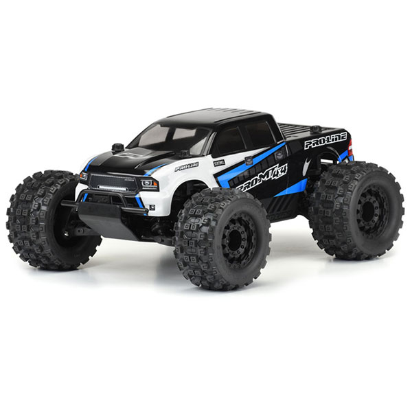 PRO-LINE PRO-MT PERFORMANCE 4x4 1/10TH MONSTER TRUCK KIT