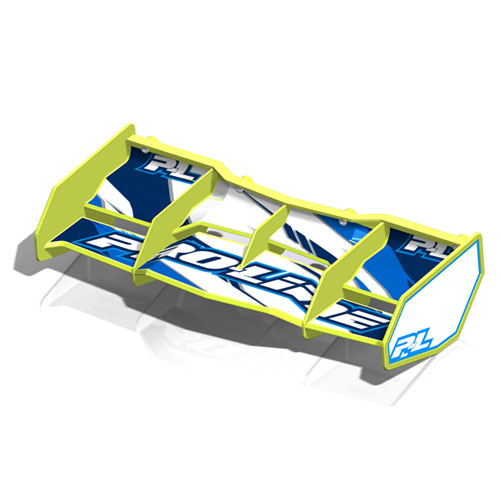 PROLINE 1/8TH TRIFECTA YELLOW WING FOR BUGGY OR TRUGGY