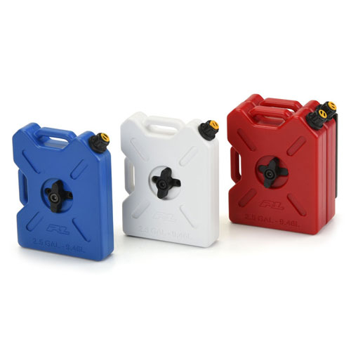 PROLINE SCALE MODULAR FUEL PACKS FOR 1/10TH CRAWLERS & MT
