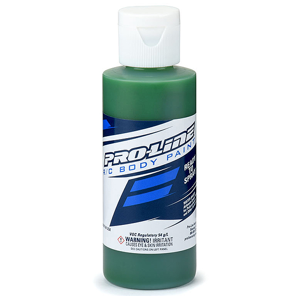 PROLINE RC BODY PAINT - CANDY ELECTRIC GREEN
