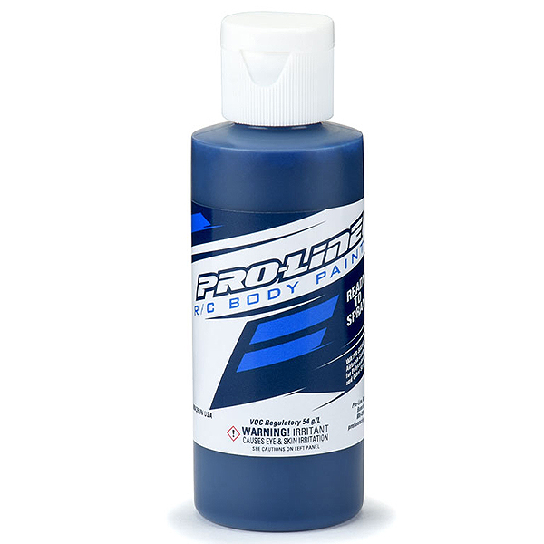 PROLINE RC BODY PAINT - CANDY BLUE ICE