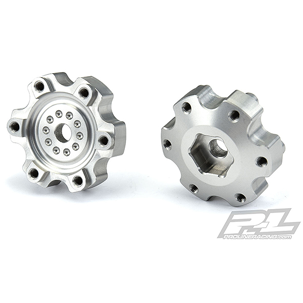 PROLINE 6x30 TO 12MM ALUM. HEX ADAPTERS (NARROW) FOR PL WHEEL
