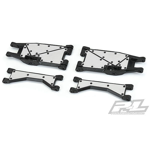 PROLINE PRO-ARMS UPPER & LOWER ARM KIT F & R FOR X-MAXX