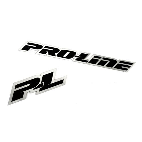 PROLINE PRIDE CHROME DECALS #PL9507-02