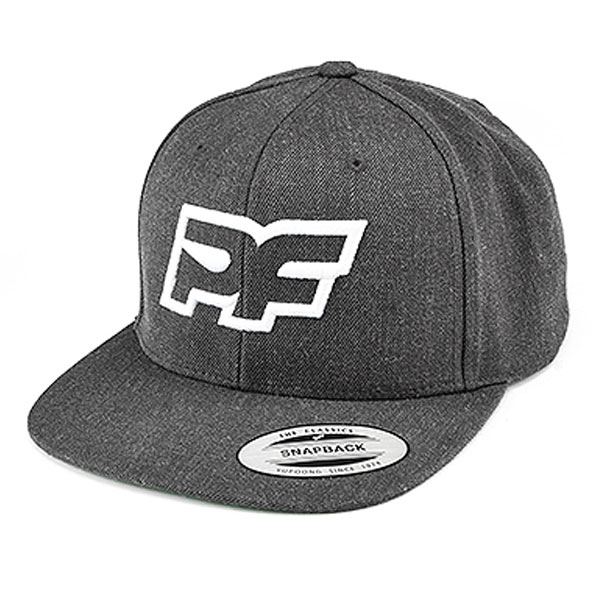 PROTOform GRAYSCALE SNAPBACK HAT (ONE SIZE FITS MOST)