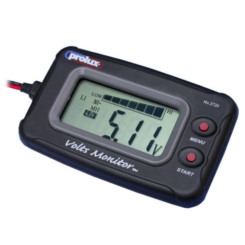 Prolux DC 3.7-20V LCD Voltmeter