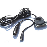 RealityCraft Parallel Interface Cable & Driver (JR,FUTABA,HiTEC)