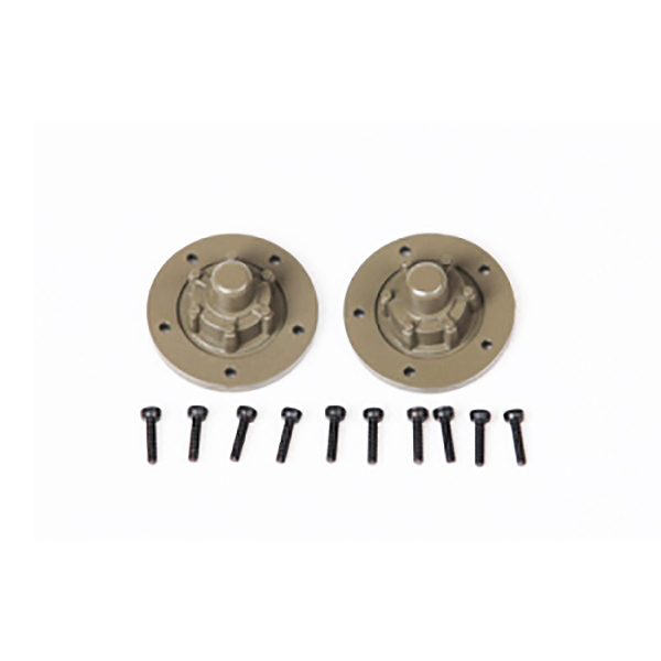 ROC HOBBY 1:6 1941 MB SCALER FRONT WHEEL COVER(1 Pair)