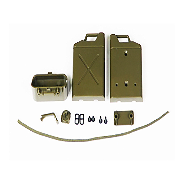 ROC HOBBY 1:6 1941 MB SCALER PORTABLE FUEL TANK KIT PACK