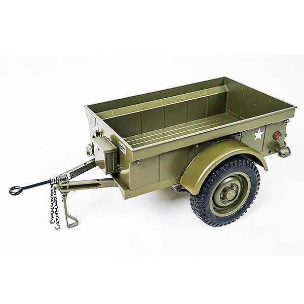 ROC HOBBY 1:6 1941 MB SCALER M100 TRAILER