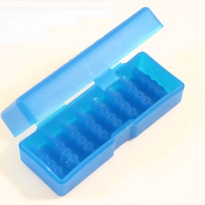 RPM Crystal Case - Blue