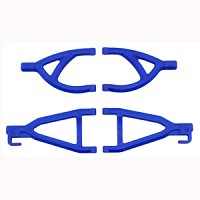 RPM Traxxas 1/16th E-Revo Rear A-Arms Blue