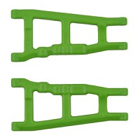 RPM Front Or Rear A-Arms For Traxxas Slash 4X4 - Green 1Pr RPM80704