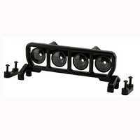 RPM Narrow Roof Mounted Light Bar Set - Black