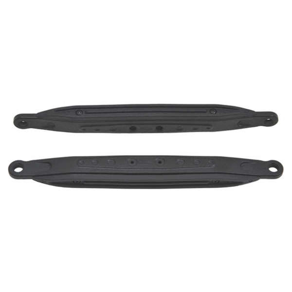 RPM TRAXXAS UNLIMITED DESERT RACER TRAILING ARMS BLACK