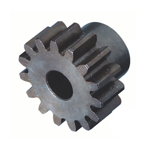 ROBINSON RACING CARBON STEEL EXTRA HARD PINION 14T 5mm/MOD 1