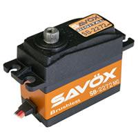 SAVOX HV DIGITAL BRUSHLESS TAIL SERVO 7KG/0.035s@7.4V