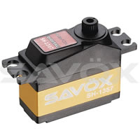 Savox Mini Coreless Digital Servo 2.5Kg@6V (1/12 Or Heli)