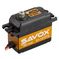 Savox 'High Voltage' Std Size Ultra Torque Servo 35Kg@7.4V