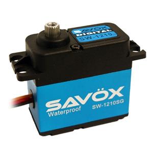 SAVOX WATERPROOF DIGITAL SERVO 20KG/0.15s@6V