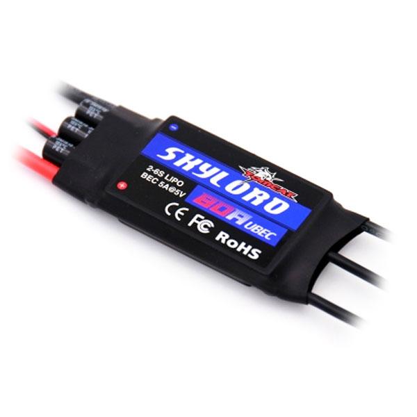 TOMCAT SKYLORD 80 AMP ESC FOR AIRCRAFT (5V/2A)
