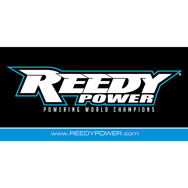 REEDY POWER VINYL BANNER 48 x 24