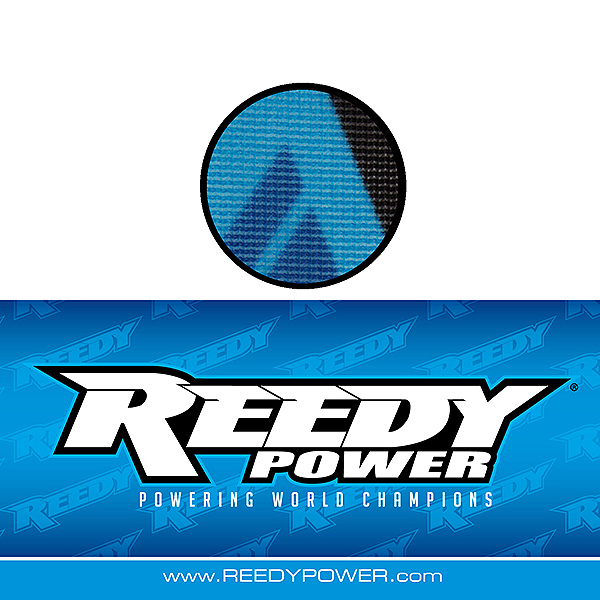 REEDY POWER CLOTH BANNER 48 x 24