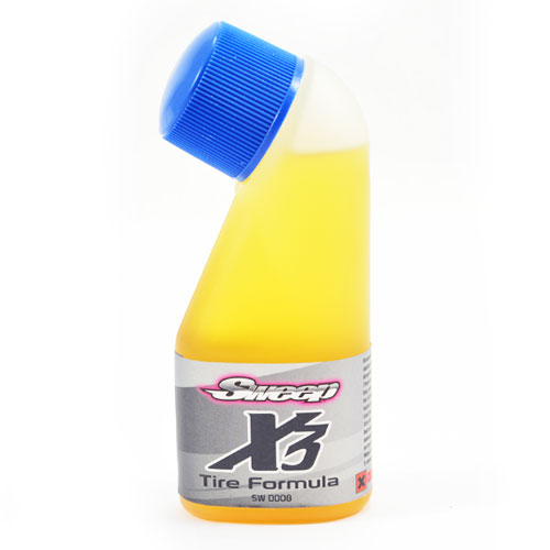 SWEEP TIRES FORMULA X3 TYRE TR ACTION ADDITIVE FOR OUTDOOR AS