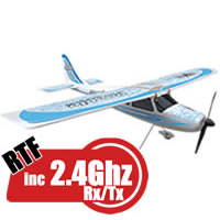 Top Gun Park Flite Rookie Trainer RTF Mode 2 W/2.4Ghz