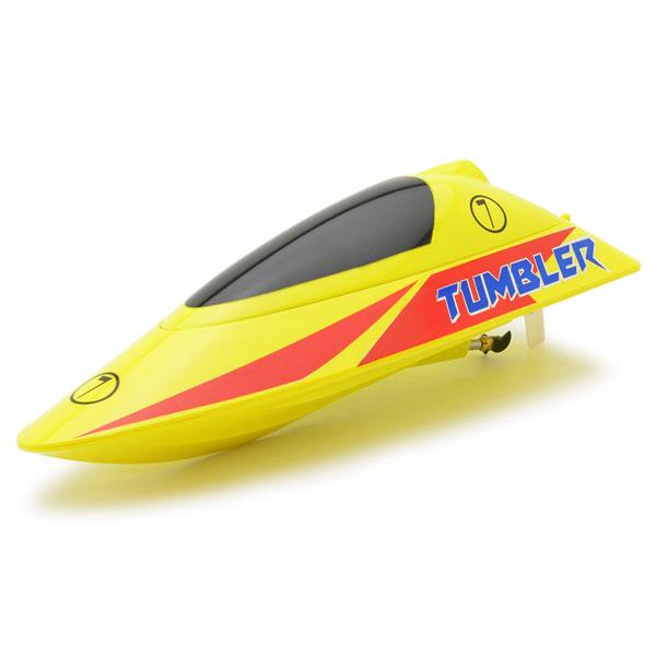 VOLANTEX TUMBLER RTR MINI RACING BOAT - YELLOW