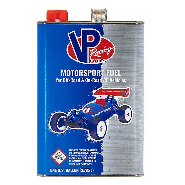 VP FUELS 25% NITRO CAR RACE QUART WITH 9% OIL