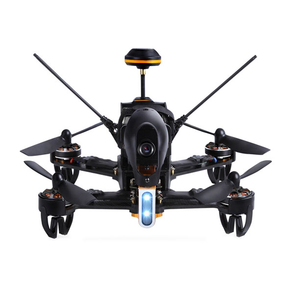 WALKERA F210 RTF RACING DRONE w/DEVO7, OSD RX, HD CAMERA