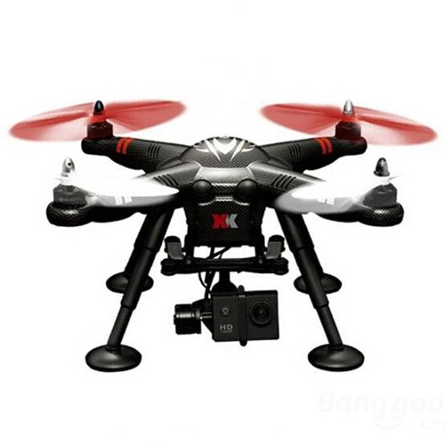 XK INNOVATIONS X380 DETECT QUADCOPTER DRONE 1080P CAMERA 2 AXIS B/LESS GIMBAL