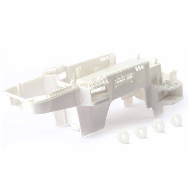 HUBSAN ZINO 2 LOWER BODY SHELL,ARM,ANTI-FRICTION SPACER
