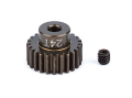 ASSOCIATED FACTORY TEAM ALUM. PINION GEAR 24T 48DP 1/8