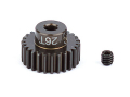 ASSOCIATED FACTORY TEAM ALUM. PINION GEAR 26T 48DP 1/8