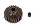 ASSOCIATED FACTORY TEAM ALUM. PINION GEAR 27T 48DP 1/8