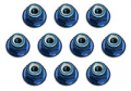 Team Associated Factory Team Blue 3mm Locknut