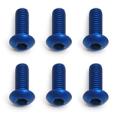 Team Associated Factory Team M3X8 Bhcs Blue Aluminium (6)