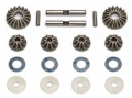 Team Associated RC8 Diff Gears, Washers & Pins