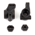 TEAM ASSOCIATED PROSC10/RAT/ REFLEX REAR HUBS/WHEEL HEXES