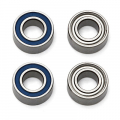 ASSOCIATED 5 X 10 X 4MM FACTORY TEAM BEARINGS (4)