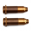 ASSOCIATED FT 12x36 V2 SHOCK BODIES W/KASHIMA COAT