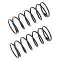 TEAM ASSOCIATED FRONT SHOCK SPRINGS BLUE 3.90 LB/IN L44MM