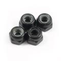 Fastrax M3 Black Locknuts