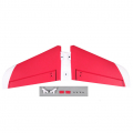 FMS 80MM FUTURA RED HORIZONTAL STABILIZER