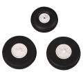 FMS F-16C FIGHTING FALCON 70MM WHEEL SET